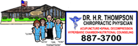 Dr. H. R. Thompson Chiropractic