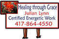Healing Through Grace - Julian Lynn