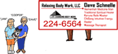 Relaxing Body Work, LLC - Dave Schnelle