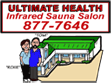 Ultimate Health Infrared Sauna Salon